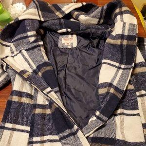Mossimo Supply Co. Jackets & Coats - Mossimo jacket hoodie